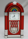 Red Juke Box Clock